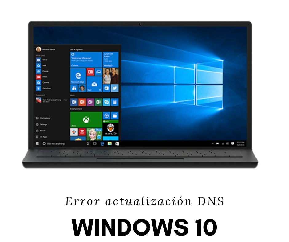 Problema-DNS-Windows10